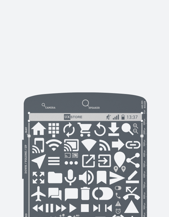 Android Stencil