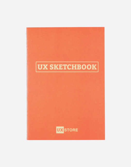 Pocket UX Sketchbook