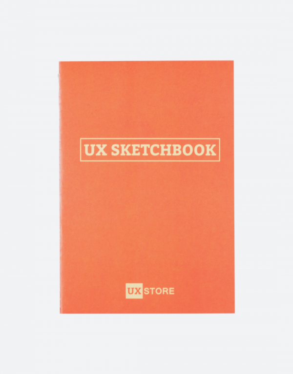 Dotted UX Sketchbook