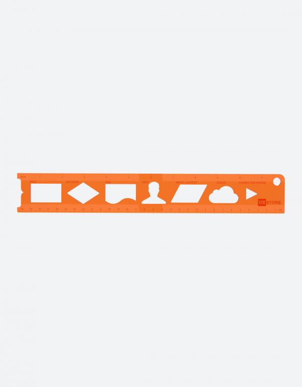 User Flow Stencil